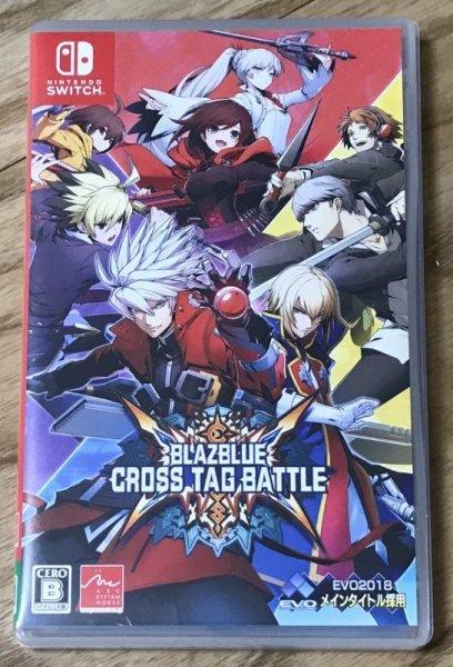 Photo1: BlazBlue: Cross Tag Battle (ブレイブルー クロスタッグバトル) (1)