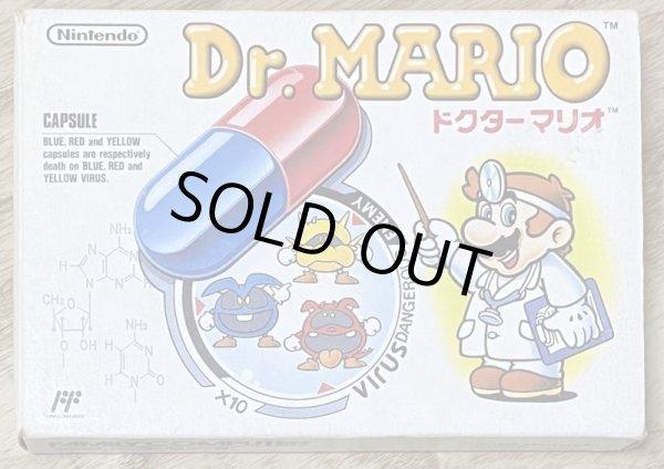 Photo1: Dr. Mario (ドクターマリオ) [Boxed] (1)