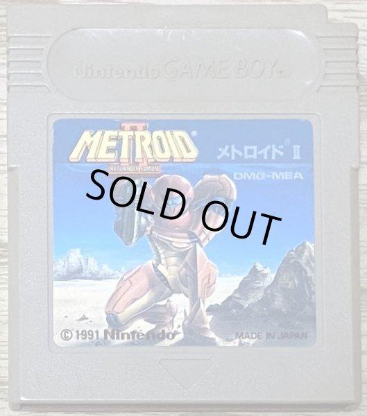 Photo1: Metroid II: Return of Samus (メトロイドII RETURN OF SAMUS) (1)