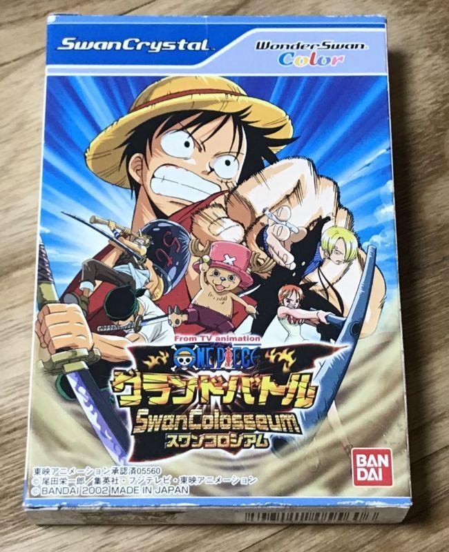 One Piece Grand Battle: Swan C...