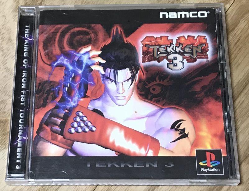 Tekken 3 鉄拳3 Japan Retro Direct